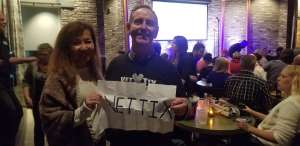 Kenneth attended Copper Blues Live on Mar 12th 2020 via VetTix