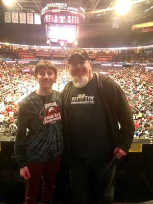 Click To Read More Feedback from University of Oklahoma Sooners vs. Texas Tech Red Raiders - NCAA Men's Basketball
