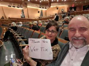 Dennis attended Roberto Devereux in Concert on Feb 25th 2020 via VetTix