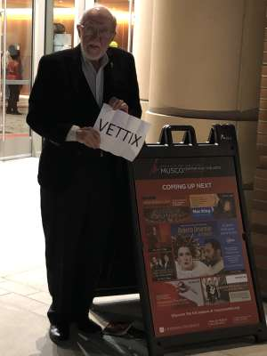 William attended Roberto Devereux in Concert on Feb 25th 2020 via VetTix