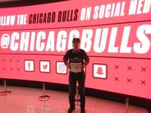 Larry Nazimek attended Chicago Bulls vs. Dallas Mavericks - NBA on Mar 2nd 2020 via VetTix