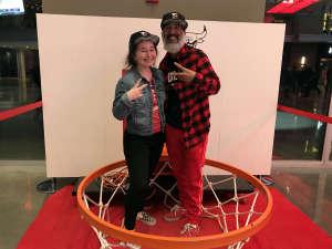 Mike attended Chicago Bulls vs. Dallas Mavericks - NBA on Mar 2nd 2020 via VetTix
