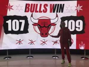 Collin attended Chicago Bulls vs. Dallas Mavericks - NBA on Mar 2nd 2020 via VetTix