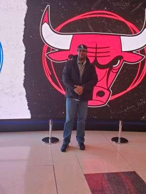 Reggie  attended Chicago Bulls vs. Dallas Mavericks - NBA on Mar 2nd 2020 via VetTix