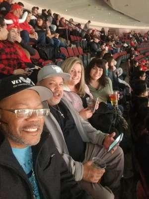 Randye Brown  attended Chicago Bulls vs. Dallas Mavericks - NBA on Mar 2nd 2020 via VetTix