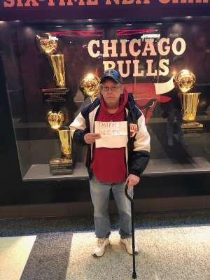 Ron attended Chicago Bulls vs. Dallas Mavericks - NBA on Mar 2nd 2020 via VetTix