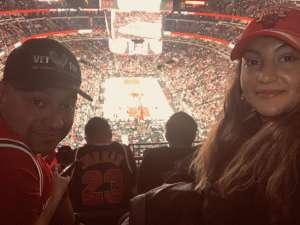 Freddy attended Chicago Bulls vs. Dallas Mavericks - NBA on Mar 2nd 2020 via VetTix