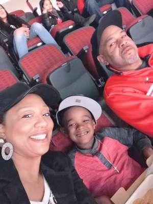 B Hall attended Chicago Bulls vs. Dallas Mavericks - NBA on Mar 2nd 2020 via VetTix