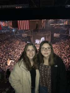 April attended The Lumineers - III the World Tour on Feb 19th 2020 via VetTix