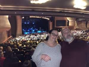 Michael attended Fitz & the Tantrums - on Feb 21st 2020 via VetTix