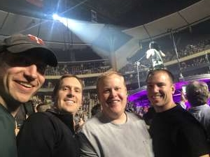 Mike  attended Kiss: End of the Road World Tour on Feb 24th 2020 via VetTix