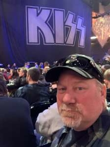 Zags64  attended Kiss: End of the Road World Tour on Feb 24th 2020 via VetTix