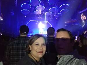 Michael attended Kiss: End of the Road World Tour on Feb 24th 2020 via VetTix