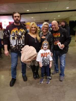 Mark Cornell attended Kiss: End of the Road World Tour on Feb 24th 2020 via VetTix