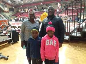 leopold attended Saint Joseph's University Hawks vs. George Mason - NCAA Women's Basketball on Feb 22nd 2020 via VetTix