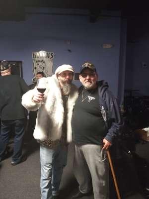 Juan attended Fresh Drunk Stoned Comedy Tour on Feb 23rd 2020 via VetTix