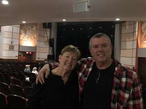 Gary and Sandy attended George Thorogood and The Destroyers