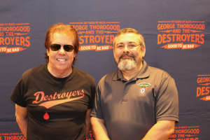 Robert attended George Thorogood and The Destroyers