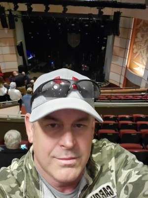 Bacon attended George Thorogood and The Destroyers