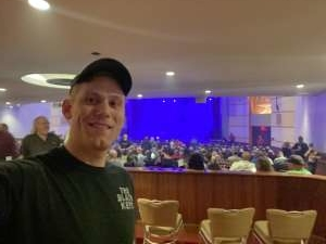 andrew attended George Thorogood and The Destroyers