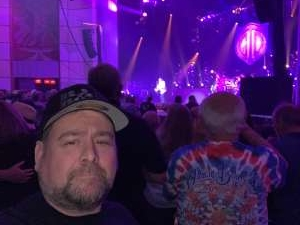 Joel Chue attended George Thorogood and The Destroyers