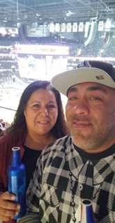 Rosa attended San Antonio PRCA Rodeo Semi-Finals Followed by BUSH on Feb 19th 2020 via VetTix
