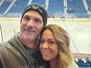 Dean Rodrigue attended Hartford Wolf Pack vs. Hershey Bears - AHL on Mar 7th 2020 via VetTix