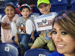 Janet  attended Paw Patrol Live: Race to the Rescue on Mar 11th 2020 via VetTix