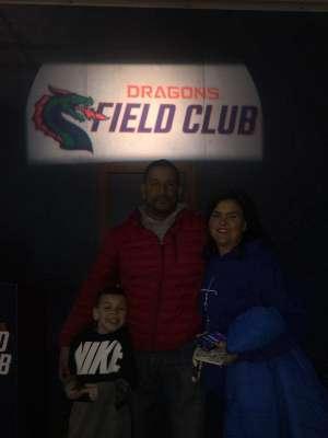 pat attended Seattle Dragons vs. Dallas Renegades - XFL on Feb 22nd 2020 via VetTix