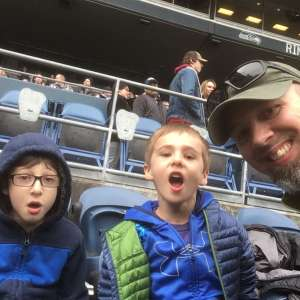 Mike attended Seattle Dragons vs. Dallas Renegades - XFL on Feb 22nd 2020 via VetTix