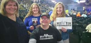 Scotty  attended TobyMac Hits Deep Tour on Mar 6th 2020 via VetTix