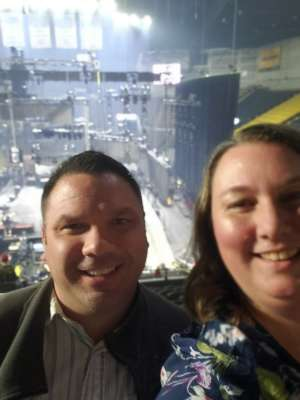 Chris M. attended TobyMac Hits Deep Tour on Mar 6th 2020 via VetTix