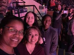TobyMac  attended TobyMac Hits Deep Tour on Mar 6th 2020 via VetTix