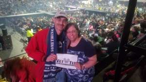 Allan attended TobyMac Hits Deep Tour on Mar 6th 2020 via VetTix