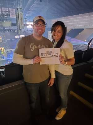 Chris L. attended TobyMac Hits Deep Tour on Mar 6th 2020 via VetTix