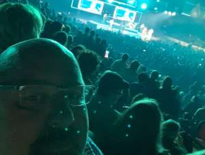 Wayne H., USN (Ret) attended TobyMac Hits Deep Tour on Mar 6th 2020 via VetTix