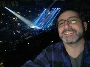 Kevin attended TobyMac Hits Deep Tour on Mar 6th 2020 via VetTix