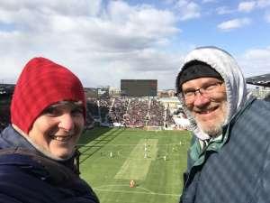 dawn attended DC United vs. Colorado Rapids - MLS on Feb 29th 2020 via VetTix