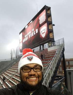 Demetrius attended DC United vs. Colorado Rapids - MLS on Feb 29th 2020 via VetTix