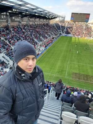 Tam attended DC United vs. Colorado Rapids - MLS on Feb 29th 2020 via VetTix