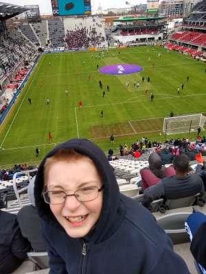 Adam Marsh attended DC United vs. Colorado Rapids - MLS on Feb 29th 2020 via VetTix
