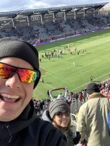 Nate attended DC United vs. Colorado Rapids - MLS on Feb 29th 2020 via VetTix