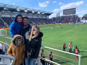 Roddy attended DC United vs. Colorado Rapids - MLS on Feb 29th 2020 via VetTix