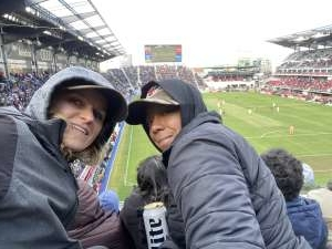 Toya attended DC United vs. Colorado Rapids - MLS on Feb 29th 2020 via VetTix