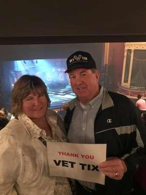 Jim attended Bandstand on Mar 3rd 2020 via VetTix