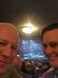 Tim K attended Bandstand on Mar 3rd 2020 via VetTix
