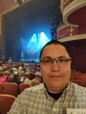David B. attended Bandstand on Mar 3rd 2020 via VetTix