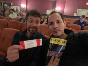 Lio Carden attended Bandstand on Mar 3rd 2020 via VetTix