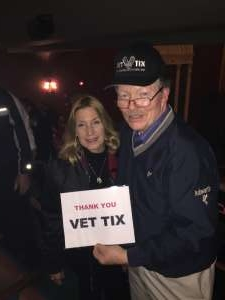 Paul attended Bandstand on Mar 3rd 2020 via VetTix