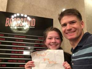 Toby attended Bandstand on Mar 3rd 2020 via VetTix